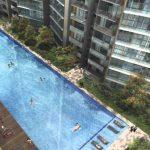 Kandis Residence swming pool