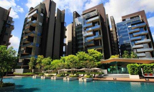 Leedon Residences Pool