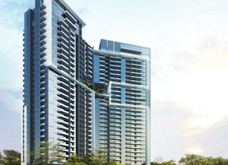 Sturdee Residences facade