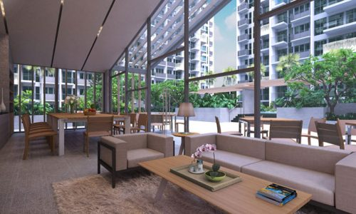 The Alps Residences Club Huse